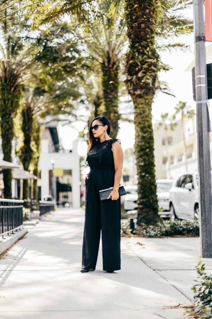 How To Wear A Jumpsuit If You Are A Petite Woman-Tiffany D. Brown