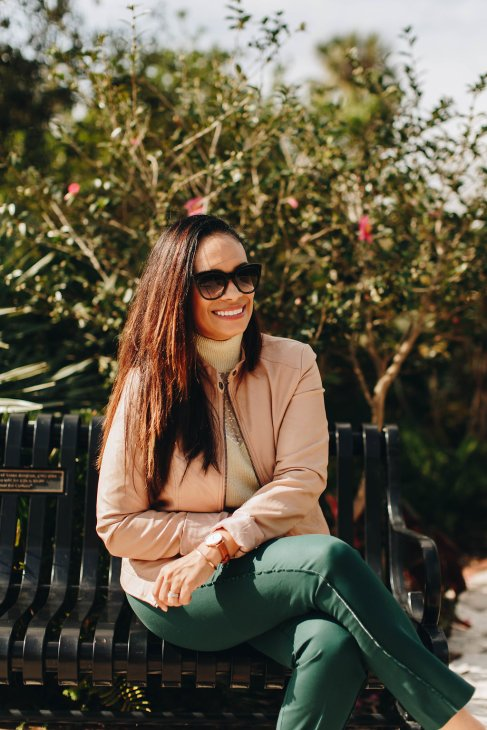 Two Colors Your Need To Have In Your Fall Wardrobe-Tiffany D. Brown