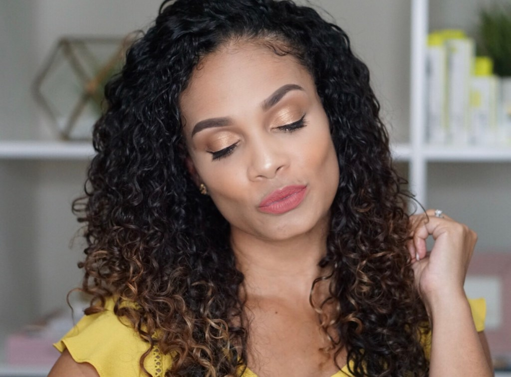How To Achieve A Soft Glam Makeup Look-Tiffany D. Brown