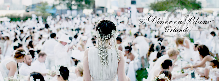 How To Look Flawless At This Years Le Dîner en Blanc Orlando-Tiffany D. Brown