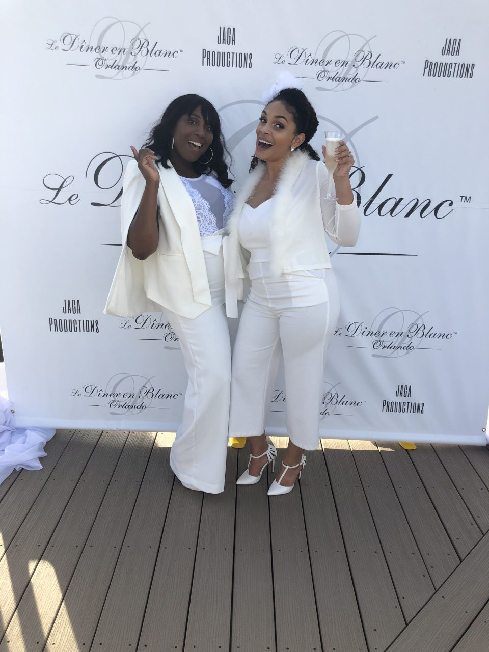 How To Prepare For An All-White Event In The Middle Of November-Tiffany Brown