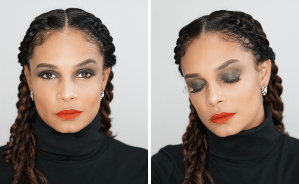 How To Transition Your Makeup From A Day To Night Look-Tiffany D. Brown