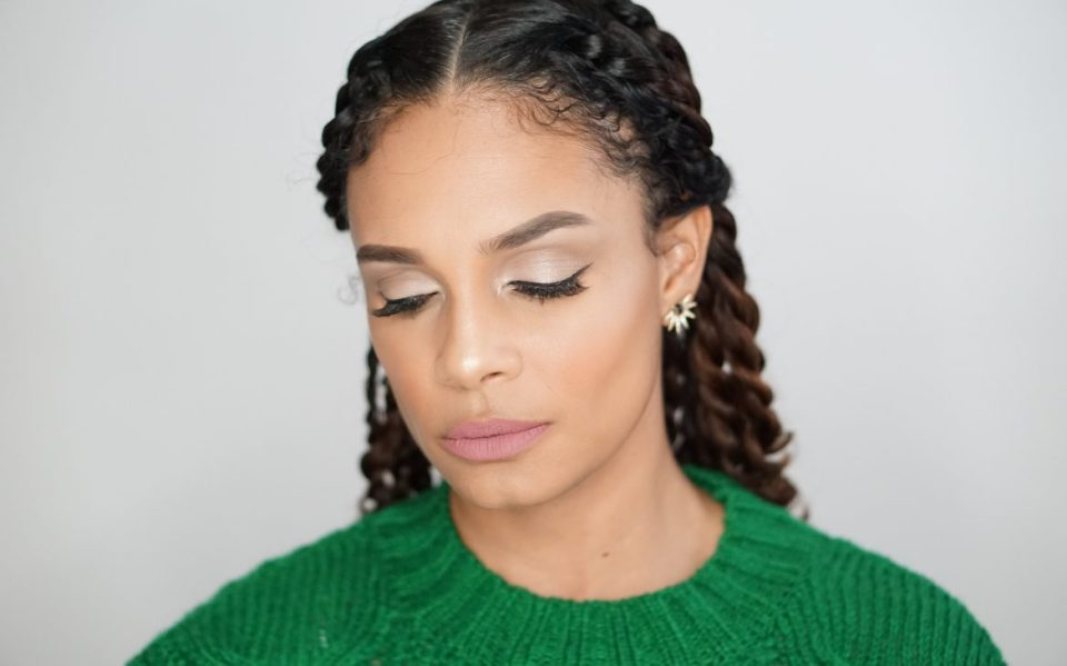 You Need To Try This Super Simple Everyday Glam Makeup Look-Tiffany D. Brown