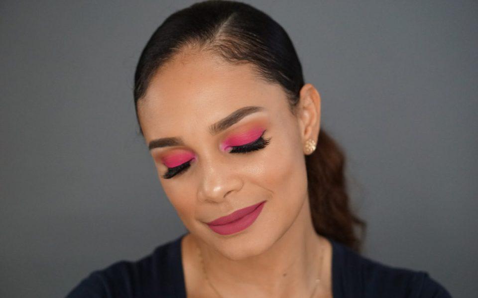 Anastasia Beverly Hills Riviera Eyeshadow Palette-Tutorial-Tiffany D. Brown
