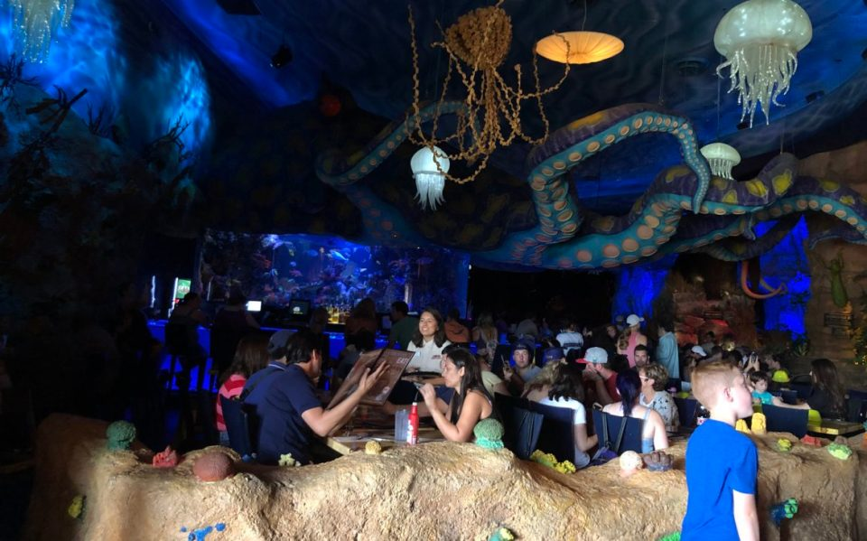 Fun Resturant For Kids In Disney Springs You Need To See-Tiffany D. Brown