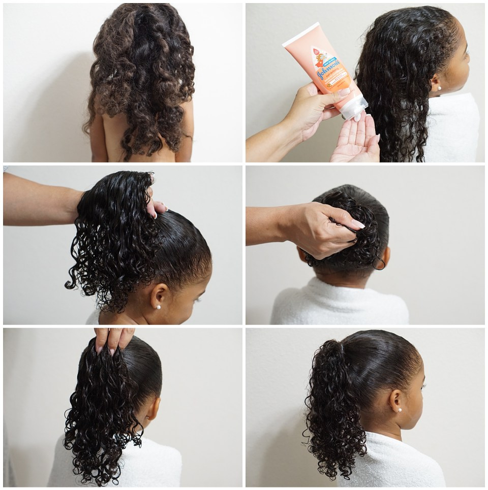 How JOHNSON'S® Kids Hair Care Makes Getting My Kids Bathe And Out The Door Easier-Tiffany D. Brown