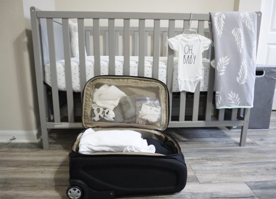 Baby #3 What To Pack In Your Hospital Bag for Repeat C-Section-Tiffany D. Brown