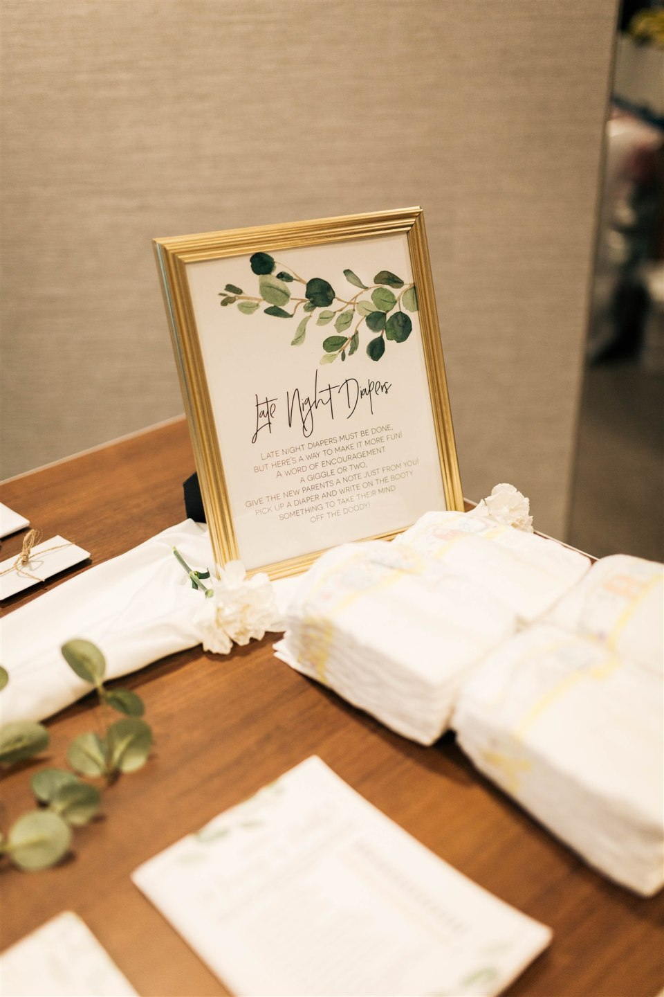 Pregnancy: Oh Baby Gender Neutral Baby Shower-Tiffany D. Brown