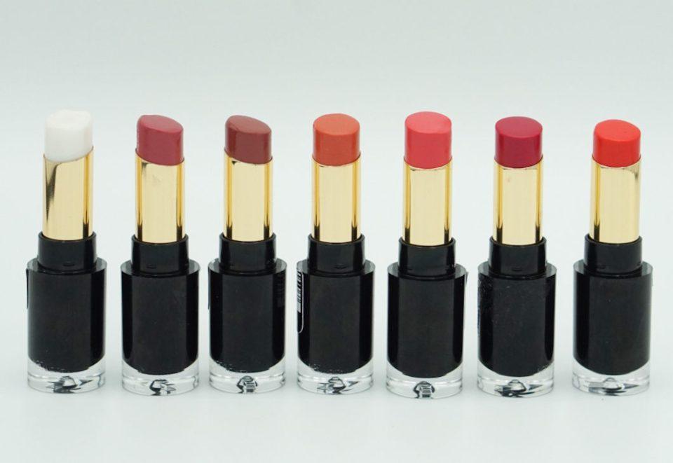 Product Review: NEW Revlon Super Lustrous Glass Shine Lipsticks-Tiffany D. Brown