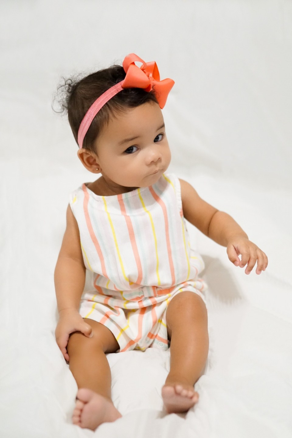Baby: 7-Month-Old Milestone Update-Tiffany D. Brown