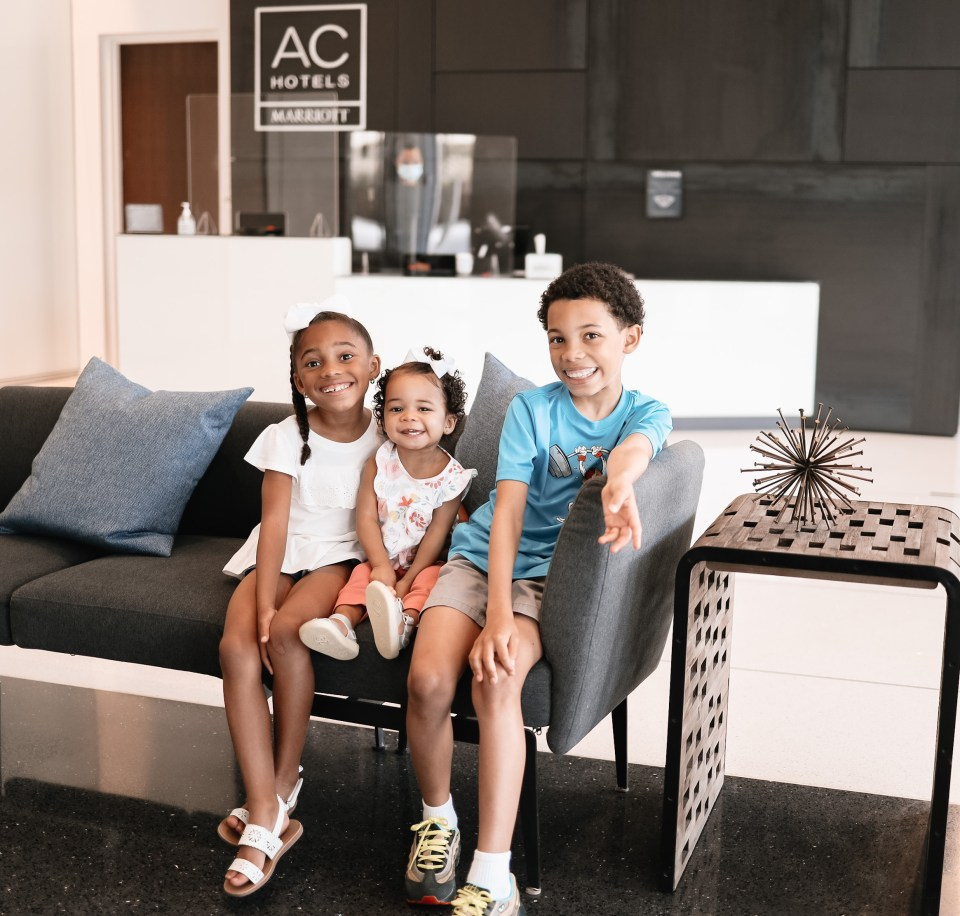 Staycation At Orlando's Newest Hotel With Amazing Views-The AC Hotel Orlando Downtown-Tiffany D. Brown