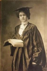 Florence A. Pillow graduate