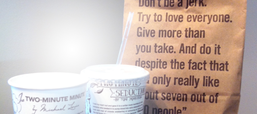 Chipotle packaging