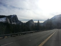 HWY 50 through Sierras to from Tahoe to Sacramento