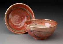 Shino bowls