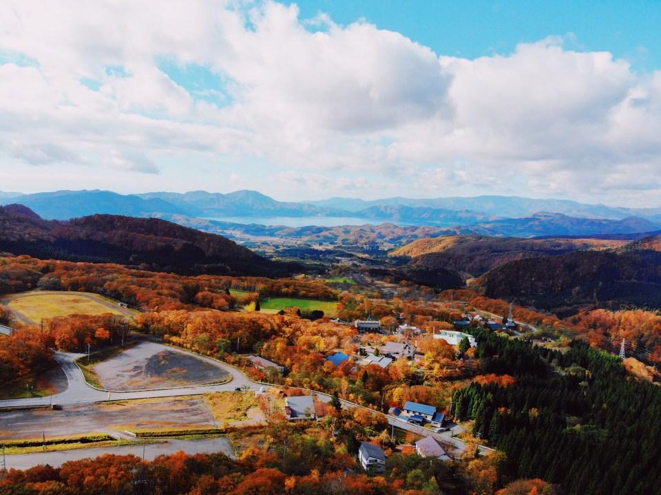 Akita Prefecture Japan An Off The Beaten Path Cycling