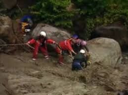 Swiss Canyoning Disaster Rescue