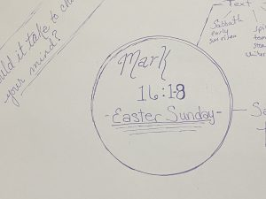 Easter 2021 – Go and Tell