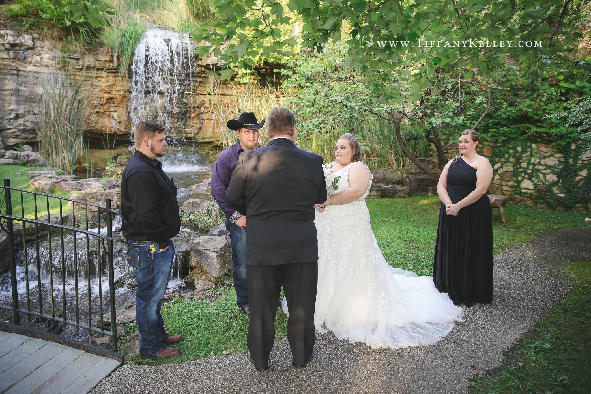 Wolever Wedding  Branson MO Elopement  Big Cedar