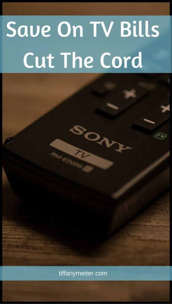 How To Save Money, Cable, Playstation vue