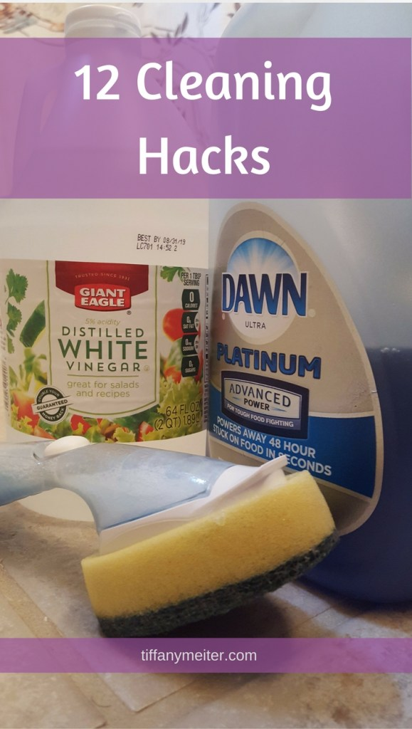 Top Cleaning Hacks For A Clean House Tiffany Meiter