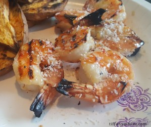 Grilled Shrimp, Healthy Dinner Recipe