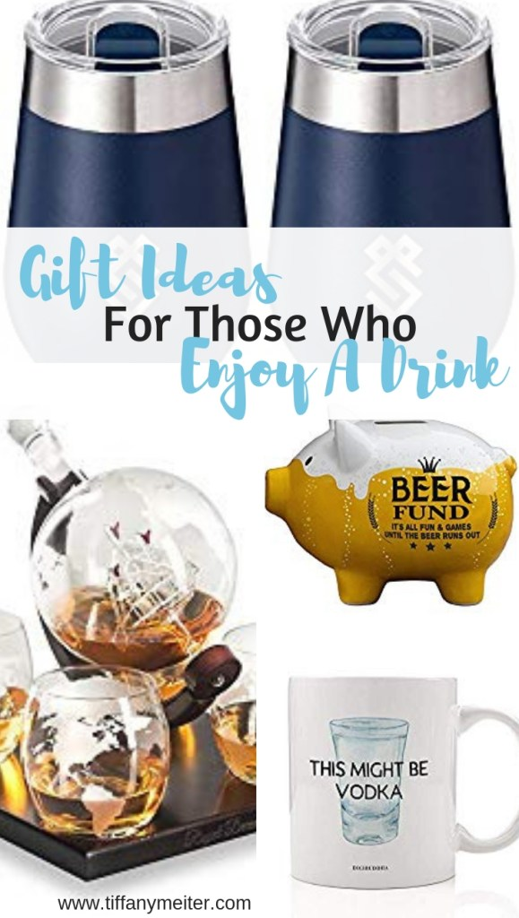 Gift Ideas for the alcohol lovers