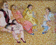 heraa khan, miniature painting | 2013