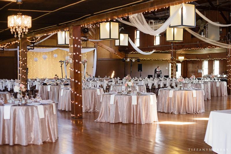 Columbia Station Ballroom  Tiffany Murray Photography