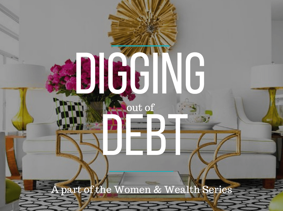 debt freedom a woman's guide