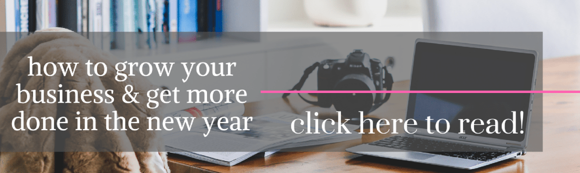 how to grow your business and get more done - Tiffany Nicole Forever Blog