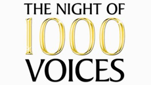 1000V Night of 1000-voices logo