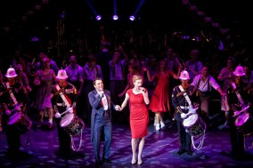 West End Heroes, Dominion Theatre 2014