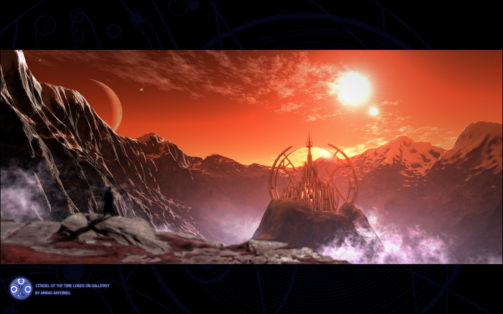 Gallifrey Falls No More Wallpaper More Doctor Who Wallpapers ღ Aberrant Rhetoric ღ