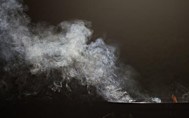 Tiffany Vakilian - Don't be Afraid of the Smoke