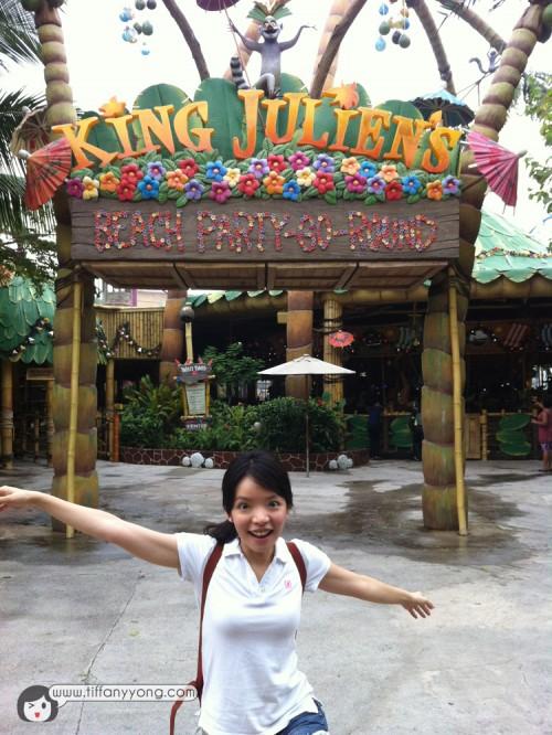 King Julien's