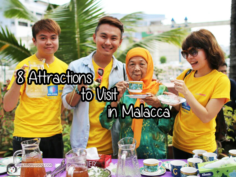 8 Attractions to Visit in Malacca