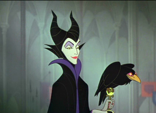 maleficent cartoon