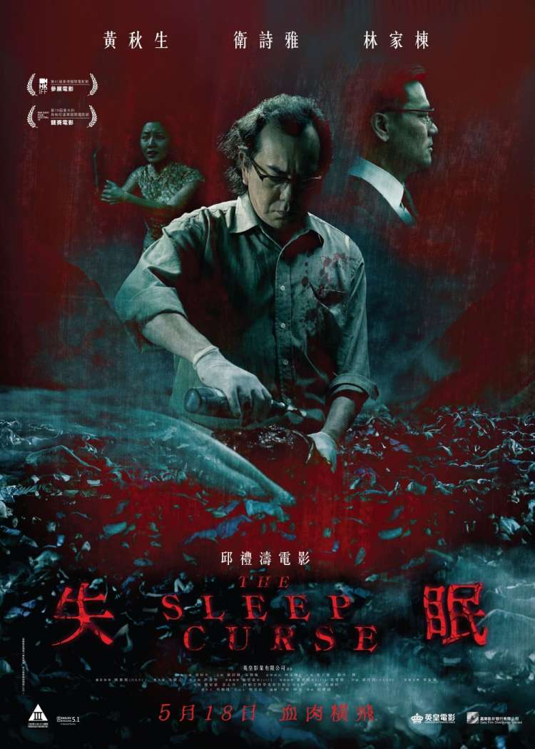 The Sleep Curse (失眠) Movie Review