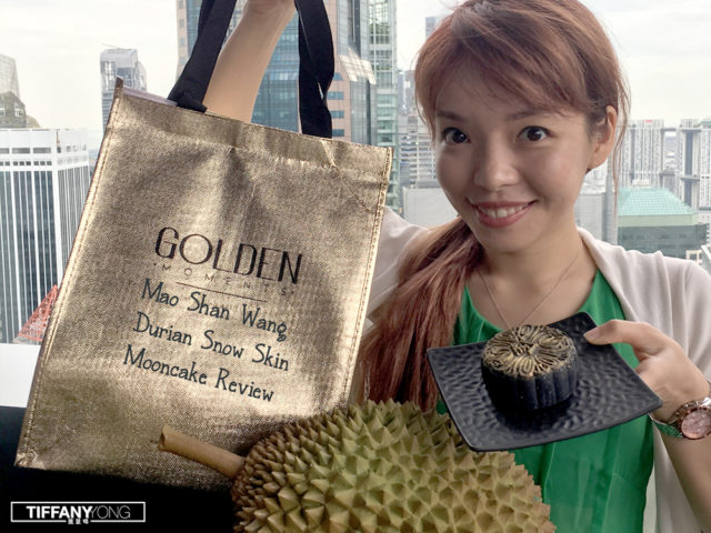 Golden Moments Mao Shan Wang Durian