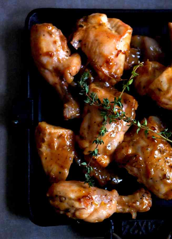 Lemon and Sweet Chilli Chicken