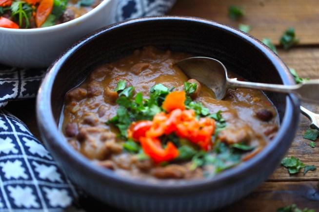 Ful Medames (Fava Bean Stew)