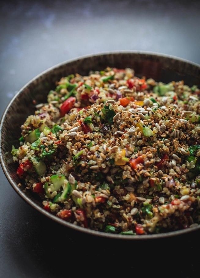 13 Magical Quinoa Recipes