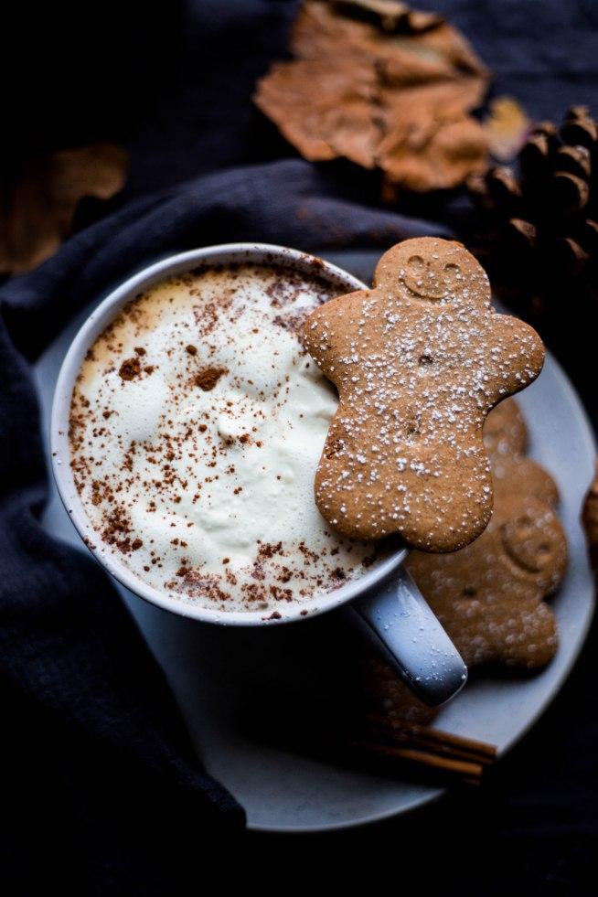 Copycat Gingerbread Latte