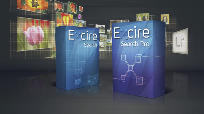 The Excire Search Lightroom plugin is a high-performance search engine that runs locally on your computer.