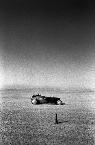 Mirage In The Desert, by Daniel Milnor