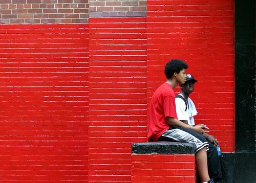 Red Boy, by Ingrid Spangler