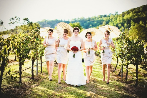 David Robertson Bridal Party