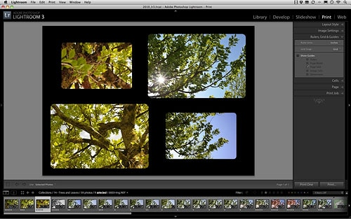 Rounded Corners In Lightroom 3