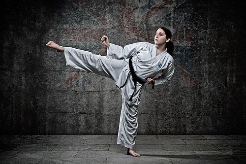 Glyn Dewis - Karate Kid